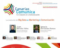 Canarias Comunica · La revolución de Big Data en Marketing&Comunicación